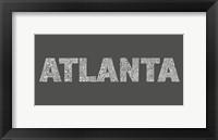 Framed Atlanta Neighborhoods