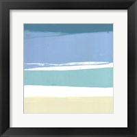Framed Beach I