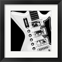 Framed Classic Guitar Detail II
