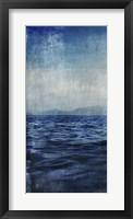 Ocean Eleven III (left) Framed Print