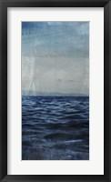 Framed Ocean Eleven III (right)