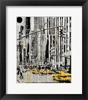 Framed Somewhere in New York City