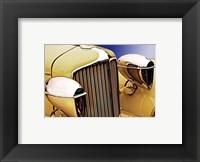 Framed 1930 Cord
