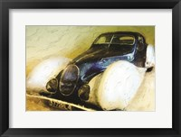 Framed 1937 Talbot Lago
