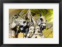 Framed Joan of Arc