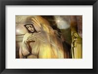 Framed Stone Prayers