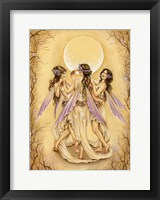 Framed Dance of the Graces