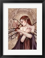 Framed Winged Things