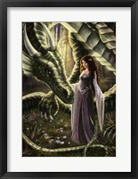 Framed To Meet a Dragon