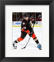 Framed Corey Perry 2014-15 Action