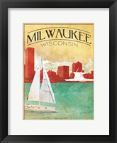 Framed Milwaukee Cover