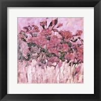 Framed Pink Romance 1