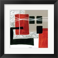 Construction Zone 1 Framed Print