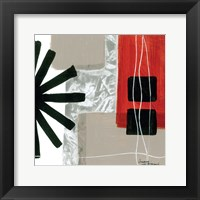 Construction Zone 2 Framed Print