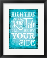 Coastal Love 02 Framed Print