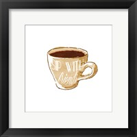 Sip with Friends Framed Print