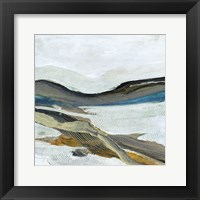Framed Soothing Abstract 2