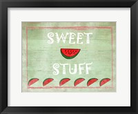 Framed Sweet Stuff