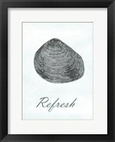 Ocean Calmness Framed Print