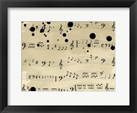 Fun Music Framed Print