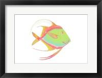 Tropical Angel 1 Framed Print
