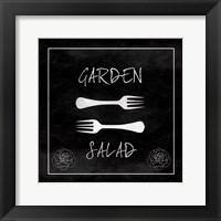 Framed Garden Salad
