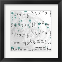 Music With A Difference Framed Print