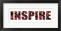 Framed Inspire