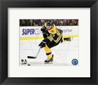Framed Brad Marchand 2014-15 Action