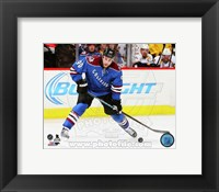 Framed Ryan O'Reilly 2014-15 Action