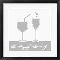 Enjoy II Framed Print