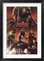 Framed Avengers 2 - Avengers