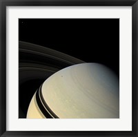 Framed Saturn