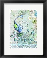 Color Your Soul Framed Print