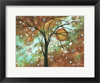 Framed Autumns Eve