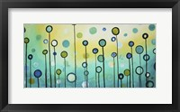 Framed Lollipop Field