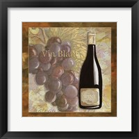 Wine 10 Framed Print