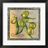 Olive Oil 4 Framed Print