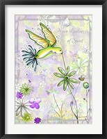Have Lightness Of Spirit Framed Print
