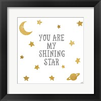 Framed Shining Star