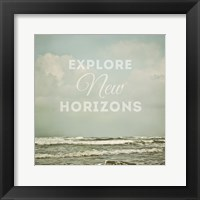 Framed Seascape Inspiration