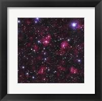 Framed Dark Matter Distribution in Supercluster Abell 901/902