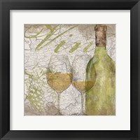 Vino and Vin II Framed Print