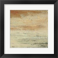 Siena Abstract I Framed Print