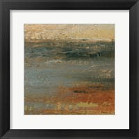 Siena Abstract IV Framed Print