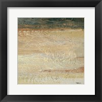 Siena Abstract VI Framed Print