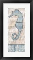 Framed Ocean Life II