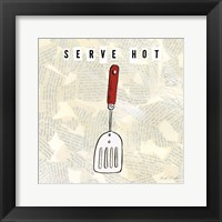 Kitchen Utensils II Framed Print