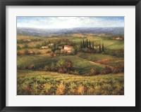 Framed Villa d'Calabria