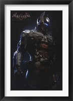 Framed Arkham Knight - Armor